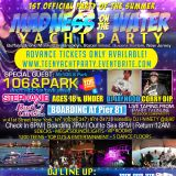 YACHT PARTY MIXX JUNE 24TH