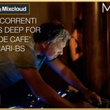 Max Correnti dj deep session for Mode cafè Chiari-Bs