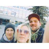 Dubauskaite.lt @ LRT Opus Temsta 2015 04 30: Erika, Liezhuvis, Panke, Newman