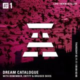 Dream Catalogue w/ Remember, Entity & Bruised Skies - 2nd November 2017