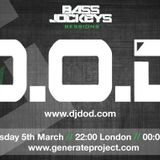 BassJockeys Sessions Show - 05.03.14 with guestmix by D.O.D