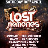 Lost Memories - warmup mix