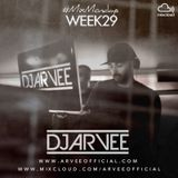 #MixMondays 21/7/14 (WEEK29) *90's R&B* @DJARVEE