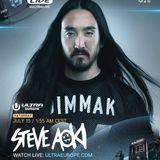 Steve Aoki – Live @ Ultra Music Festical, UMF Europe 2017