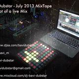 Bavi Dubstar-July 2013 Excerpt of a Live Mix