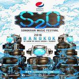 Deorro - Live @ S2O Songkran Festival 2016 (BANGKOK) Full Set