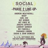 Richy Ahmed b2b Patrick Topping - Live @ The Social Festival (Kent County Showground) - 10.SEP.2016