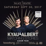 Bhavesh @ The Palace Theatre 17-09-30 (Kyau & Alberta Show)