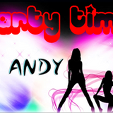 DJ ANDY - IT'S PARTY TIME 80-90's