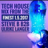 Tech House Mix from the finest 1.5.2017