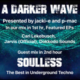 #211 A Darker Wave 02-03-2019 (guest mix Soulless, feat EPs Cari Lekebusch, Jarvis, Dokkodo Sounds)