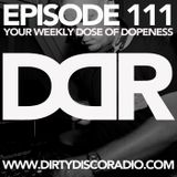 Dirty Disco Radio 111, Mixed & Hosted By Kono Vidovic, Guestmix by Joe K