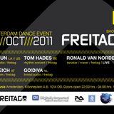 FREITAG LIMITED PRESENTS ADE 2011 SHOWCASE FEATURING - ERPHUN [Techno]