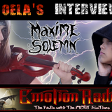 Interview between Maxime Solemn and dj Oela