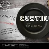 Gustin - Dimensions - bloop. 05 - 20.04.16 (Live From All Natural @ Rumor, Philadelphia 14.04.16)