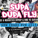 90s & 00s Hiphop & RnB NYE 2015 Mix by DJ Matchstick