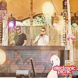 Donagrandi b2b Julien Biagio live @ Electronic Picnic Festival 2018 Flamingo (main) Stage