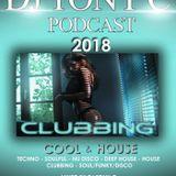 Clubbing House 23 Mixed By Dj Tony C 2018