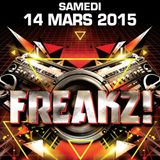 Smilevil@Freakz (Le Chabada - Angers)