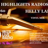 Deep Highlights Radioshow Vol.# 60 by Helly Larson ( Vinyl Mix )