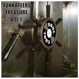 Soul Cool Records/ André Schroeter - Funkateers Treasure Vol.1