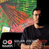 Golan Zocher - Booth Podcast 028