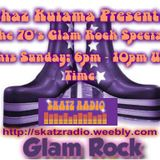 Through The Years: September 2014 Glam Rock Special - 7th September 2014
