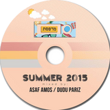 Mirpeset Summer 2015 Mixtape by DJ Dudu Pariz and DJ Asaf Amos