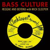 Bass Culture - April 17, 2017