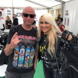 Neil Jones Rock Show on Cambridge 105 Radio with guests Doro Pesch + Tesseract