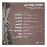 Generalisation Radio Show May 2018 Edition