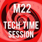 USHUAIA IBIZA RADIO - Marco Lissandrin (M22) - TECH TIME (Session 04/11/2015)