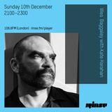 Rinse FM Wes Baggaley & Kate Harahan 10.12.17