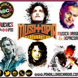 Musitopia: Música Drogas y Depresión