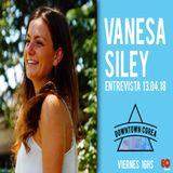Entrevista a Vanesa Siley | Downtown Corea 13.04.18