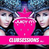 DJ Juicy M - Club Sessions vol. 1
