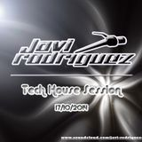 Javi Rodriguez @ CAPSULA DJ (17/10/14)
