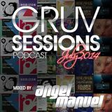 GruvSessions Podcast Episode #6: July 2014