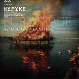 Burn Stage at Magneet Festival