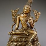Avalokiteshvara Is Known As The All-Seeing Lord & All Are Welcomed Under His Gaze