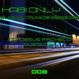 Xabi Only - Global Trance Sessions 008 (inc. Jesus Pacheco Guestmix) [28-11-2011]