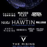 Patrick Topping – Live @ Terminal V Festival [Edinburgh, UK] 20.04.2019