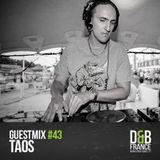 DnBFrance Guest Mix no 43 - TAOS