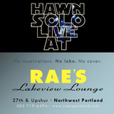 Live at Rae's Lakeview Lounge July 18th, 2014