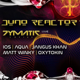 Juno Reactor Mammoth Showtime Brisbane