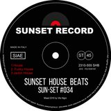 Sun-Set #034 - The Jackin House Mix