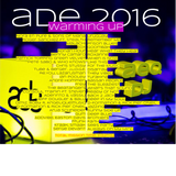 ADE 2016 Warming Up Mix by AEQdj