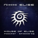 Nikki Elise - House of Elise - Podcast Episode 15 April 2012