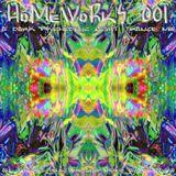 Pzyko (dj-set) : HoMeWoRkS 001 (Sumer 2004)