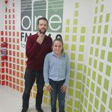 One FM 94.0 - Joshua Paine chats to Abriella Bredell
